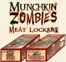 Steve Jackson Games: Munchkin Zombies 2 - Meat Locker: Doors (New)