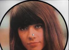 FRANCOISE HARDY CANTA PER VOL IN ITALIANO FRENCH POP SEXPOT PICTURE DISC LP