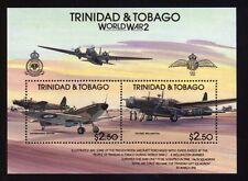 Trinedad & TOBACO blocco 42 aerei Fresco Posta