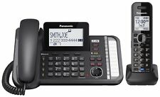 Panasonic KX-TG9581 Link2Cell DECT 6.0 Conference Phone 1 Corded & 1 Cordless