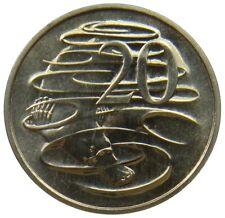 (*V27) - Australien Australia - 20 Cents 1980 Platypus Schnabeltier XF - KM# 66