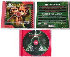 DIE KRUPPS Strike 2 .. 1996 spv CD