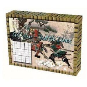 Sudoku Battle Lines Board Game NEW