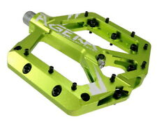 MTB Mountain XC Bike Road city Bicycle Pedal Bearing Flat Pedals 110*113mm Green