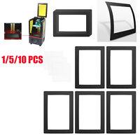 1/5/10 x FEP Film Light-curing  Protective Parts With Cloth für 3D Resin Printer