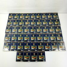 Classic Ford Mustang Trading Card Packs NEW Sealed Limited Edition Lot of 49 FPI