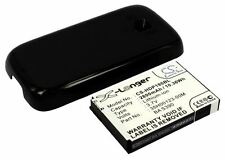 Extended battery for HTC RHOD100 T7373 Touch Pro 2 II 35H00123-00M 3.7V 2800mAh