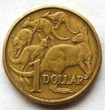 1985 Australia 1 Dollar Coin KM#84   SB6099
