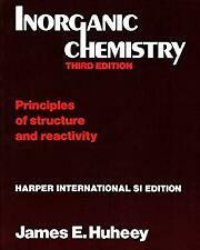 Inorganic Chemistry SI by Huheey, James E.