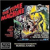 Soundtrack - Time Machine [Original Motion Picture ] [Hallmark] (Original , 2012)
