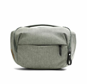 Peak Design Everyday Sling 5L Sage. Premium Camera Bag Case. DSLR Mirrorless