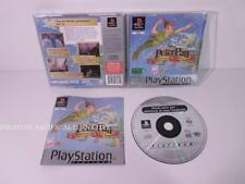 jeu DISNEY PETER PAN AVENTURES AU PAYS IMAGINAIRE playstation 1 ps1 ps one psx