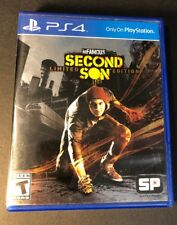 inFamous Second Son [ Limited Edition ] (PS4) USED