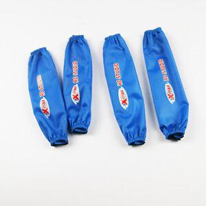 Blue shock dust cover for hpi RV baja 5b 5t 5sc