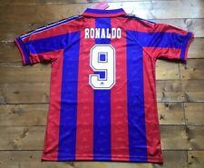 FC Barcelona Camiseta de fútbol 1997. #9 Ronaldo. Kappa. tamaño: L Adulto. BNWT