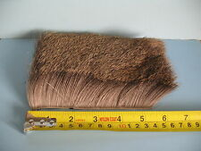 ROE DEER HAIR PATCH, WINTER COAT, NATURAL FUR approx 5x3 inch IDEAL FOR SEDGES,