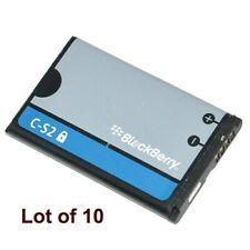 10 Blackberry C-S2 OEM Battery Lot 9300 Curve 8530 8320 7100 9330 8310 8330 7130