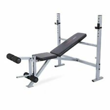 Cap Strength Olympic Weight Bench Press Weightlifting Home Workout Gym *IN STOCK
