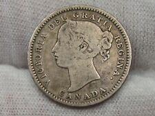 1898 10¢ Cent CANADA.  #14