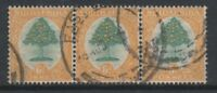 South Africa - 1926, 6d - Horizontal Triplet - Used - SG 32