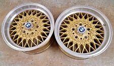 "15"" BBS Mahle 5x120 BMW Wheels 15x6.5 RARE OEM"