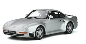 1/12 GT Spirit Porsche 959 in Silver GT218