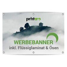 Werbeplane Werbebanner LKW Plane  22€/m²  >>150x160cm<<