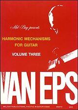 George Van Eps armónica de los mecanismos de Guitarra, volumen 3
