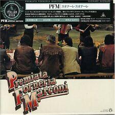 CD ROCK PROG VINYL REPLICA + OBI PFM PREMIATA FORNERIA MARCONI / SUONARE SUONARE
