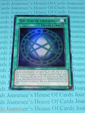 The Seal of Orichalcos LC03-EN001 Ultra Rare Yu-Gi-Oh Card Mint Limited Edition