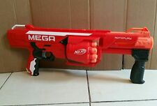 Nerf N-Strike Elite Mega RotoFury - Mega Pump Action Blaster and Darts
