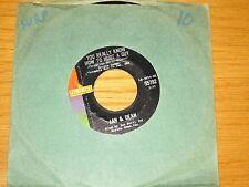 """LOT of 2 ROCK + ROLL 45 RPMs - JAN & DEAN - LIBERTY 55792 & 55886 - """"POPSICLE"""""""