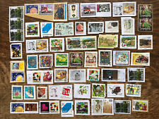 Collection Of Luxembourg Stamps Kiloware