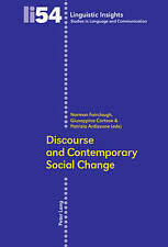 Discourse and Contemporary Social Change (Linguistic Insights. Studies-ExLibrary