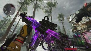 Call Of Duty-Cold War- LEGIT/ NEW WEAPON 'FARA' MAX LEVEL&GOLDVIPER (zombies)