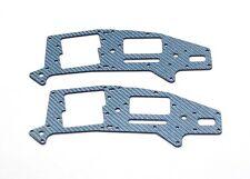 Xtreme Heli Align T-Rex 250 Blue Carbon Fiber Upper Frame (2) 11752 Rückenflug weniger