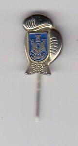 pin badge anstecknadel box BELGRADE BOXING association federation Yugoslavia