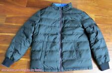New w Tag Tommy Hilfiger Mens Reversible Down Jacket Size L
