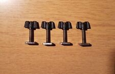 T-track adapter for Thule ski carrier 745,746,747,726,(4pcs+wingnuts) TH888 comp