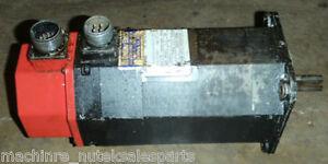 Fanuc Servo Motor Model 5_A06B-0512-B501/7073 _A06B0512B5017073 _ A860-0304-T111