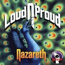 Loud 'N' Proud by Nazareth (CD, Feb-2010, Salvo)