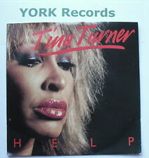 "TINA TURNER - Help - Excellent Condition 7"" Single Capitol CL 325"