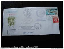 TAAF enveloppe 16/11/98 - timbre yt n°172 et 229 (cy4)
