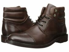 KENNETH COLE ROLL WITH IT BOOTS NEW MEN'S SIZE 10 BROWN