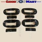Fit Lincoln 200312 Navigator Ford 03-2016 Expedition Black 4 Door Handle Cover