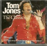 [Music CD] Tom Jones : Sings the Classics