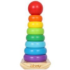 Melissa & Doug Rainbow Stacker Classic Toy