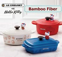Le Creuset La Petite Collection Dining Utensils Hello Kitty 2018 new edition