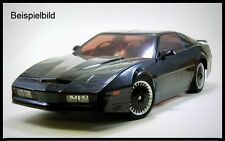 Knight Rider K.I.T.T. K.A.R.R. clear Body Radio Control 1/10 RC rare! new + OVP.