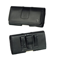 Leather Case Pouch Cover Belt Clip Holster For iPhone 11 Pro Max XR 8+ 7+ 6 Plus